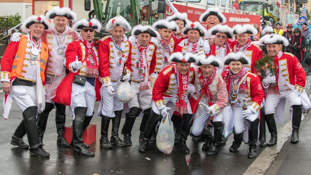 Karnevalszug Köln 2019